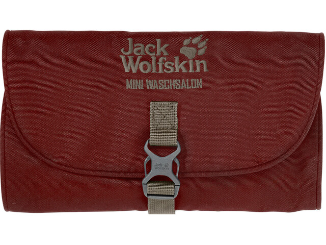 Jack Wolfskin Mini Waschsalon - Accessoire de rangement - rouge
